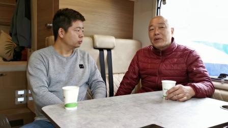 浙江车友自驾欧洲6万公里 国外出了交通事故后和当地警察成了朋友
