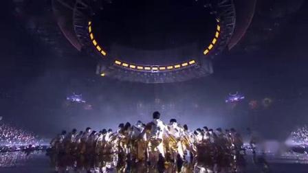 """我在""""行走的CD""""林俊杰六首连唱,蔡依林女王气场slay全场,李宇春实力诠释""""中国红""""截了一段小视频"""