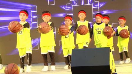 弘雅幼儿园2018年第一学期小中大班篮球培训班(快乐篮球)(动感篮球)(我的篮球梦)