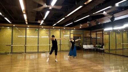 李冀雪老师舞蹈《新女人花》 2017.11