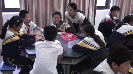 教科版小学科学六下《小苏打和白醋的变化》课堂教学视频实录-王蕾