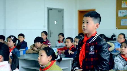 教科版小學科學四下第三單元第7課《食物包裝上的信息》課堂教學視頻實錄-王豪挺