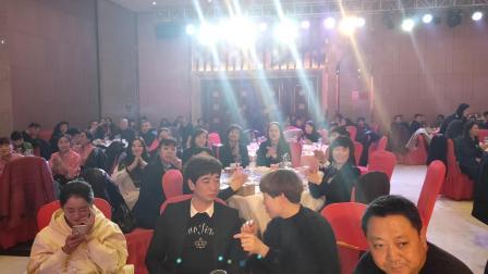 《阿佤人民唱新歌》王益区总商会新春联谊会! 铜川葫芦丝艺术团