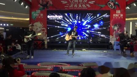 襄阳市高琴艺术培训学校  2019跨年音乐会 《漫步》《友情岁月》