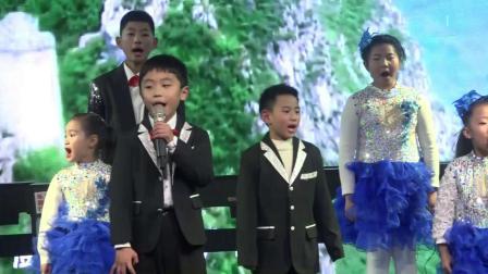 襄阳市高琴艺术培训学校  2019跨年音乐会 合唱《我的中国心》