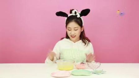 爱玩具视频 第354集 手工diy好吃且好看的蛋糕卷