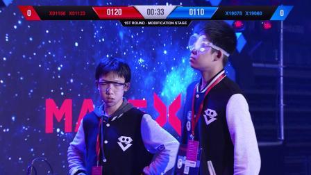 2018MakeX机器人挑战赛全球总决赛——角逐第三四名