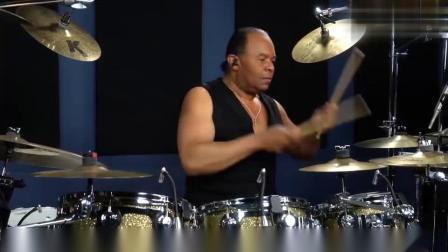 迈克尔杰克逊御用鼓手演奏《犯罪高手》