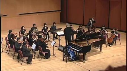鈴木教學法/海頓D大調鋼琴協奏曲/蘇喜容(8歲)