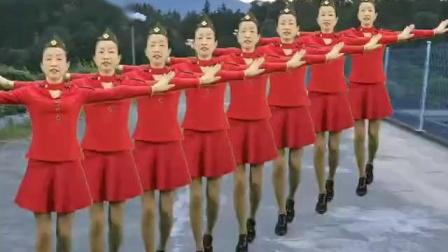 高难度的一体化舞节奏《女人花》 猜猜来自何方女花亦!