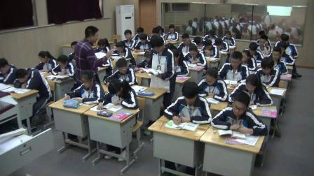人教版八下第6單元第26課《小石潭記》課堂教學視頻實錄-林益慶