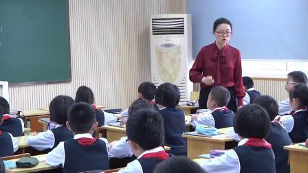 人教版數學二下《用有余數除法解決問題》課堂教學視頻實錄-趙薇萍