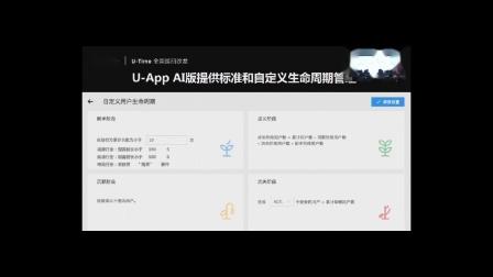 【U-Time六城巡回沙龙】友盟+王晓荣:超级用户成长体系搭建