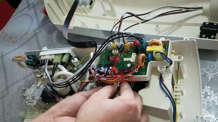 优洗丽智能马桶盖电源板更换视频
