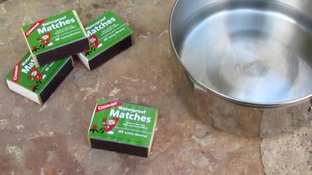 Coghlans Waterproof Matches Review
