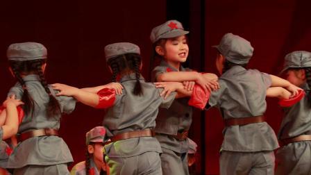 2019银河之星少儿艺术盛典榆林选区 选送单位:榆阳区CC少儿舞蹈培训中心 指导老师:马翻宁《星星在闪烁》
