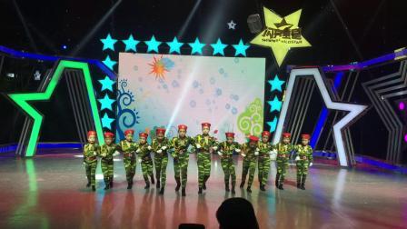 葫芦岛蓓蕾舞蹈学校2019辽视少儿联欢《人民需要我》