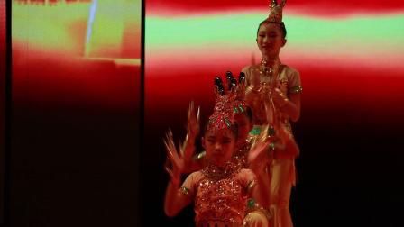 2019银河之星少儿艺术盛典榆林选区 选送单位:大柳塔名唯文化艺术培训中心 指导老师:汪瑜 《七彩佛光》