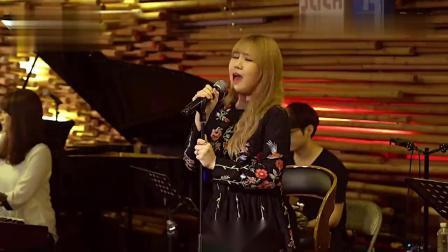 박지민(朴智敏) - 다시 (BugsTV) (再次) - Live现场