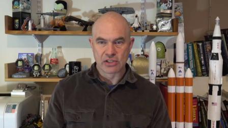 航天科技大神Scott Manley技术解说[已授权]:地质学家如何在格林兰岛一英里深的冰层下面发现了大型陨石坑?