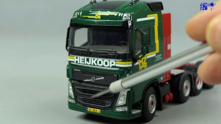 WSI Volvo FH4 Heijkoop by Cranes Etc TV