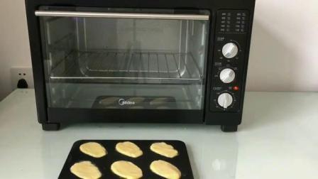 蛋糕做法视频 最简单的蛋糕做法烤箱 烘培面包的做法