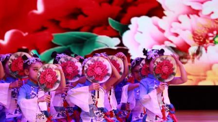 2019银河之星少儿艺术盛典榆林选区 选送单位:榆阳区心蕊舞蹈培训中心 指导老师:杨娜《团扇纷飞》