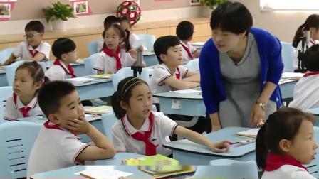 人教版数学一下《小括号》课堂教学视频实录-俞倩倩