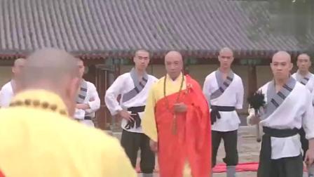 南北少林:少林寺内部比武,智明闹乌龙,助对手取得胜利