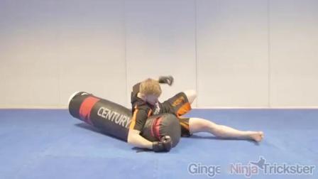 ♥♥MMA训练假人沙袋MMA Training on the Versys VS.1 & BOB XL _ GNT Sampler