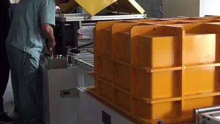 板式换热器氦检漏系统