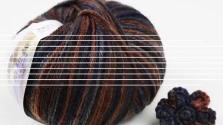 段染毛线编织方法教程