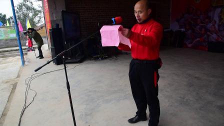 C.卢柳宁副会长在黎密附中第一到十届同学聚会上讲话(2018年12月31日)C