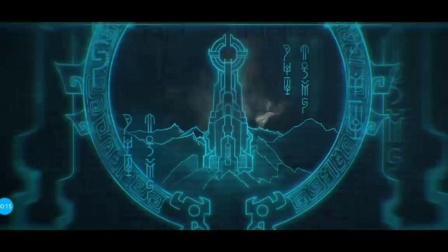 [小黑]王者荣耀 日之塔模式开扬动画
