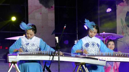器乐舞蹈--菊花台:攀枝花市金江镇金江居民文艺队