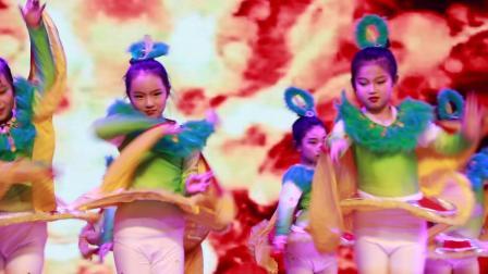 2019银河之星少儿艺术盛典榆林选区 选送单位:榆阳区心蕊舞蹈培训中心 指导老师:杨娜《金凤来仪》