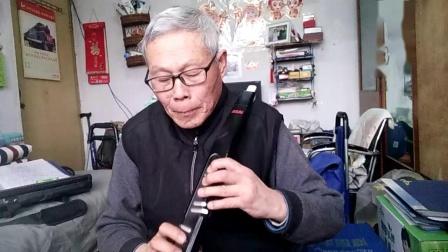 我想你♬陕北民歌一一电吹管演奏