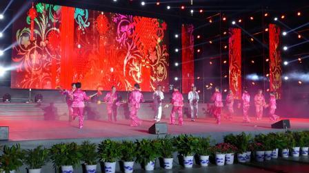 舞蹈  --  中国范儿;攀枝花市同德镇共和社区文艺队