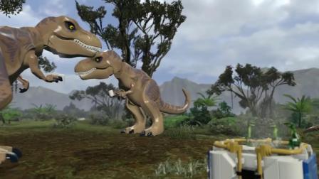 乐高侏罗纪乐园-翼龙会面恐龙