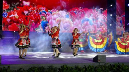 舞蹈  -- 仁和请你来做客;攀枝花市仁和镇土城社区春之韵舞蹈队