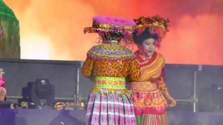 舞蹈 -- 傈僳谣;攀枝花市同德镇新民村文艺队