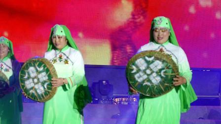舞蹈 -- 喜乐回乡;攀枝花市中坝乡团山社区巾帼文艺队
