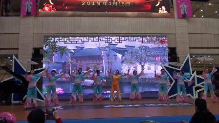 4雨伞舞《江南雨》演出单位:云飞风舞艺术团