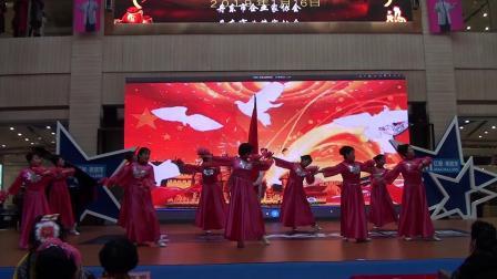 5舞蹈《不忘初心》演出单位:泰美社区舞蹈队