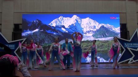20舞蹈《我的祖国》演出单位:俏夕阳舞蹈队