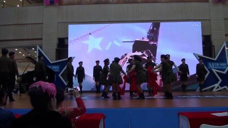 23模特舞蹈《当那一天来临》演出单位:梦之队艺术团