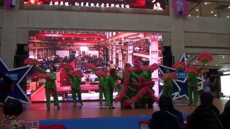 24扇子舞《祝福祖国》演出单位:三街社区鸿盛园舞蹈队