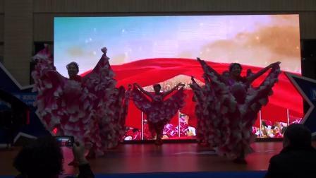 37舞蹈《红红火火大中华》演出单位:阳光家园舞蹈队