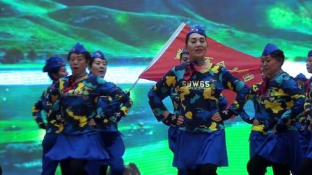 26舞蹈《草原的春天》演出单位:蓝天舞蹈队