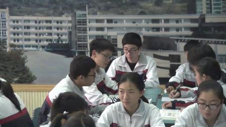 人教版語文八下第五單元第22課 《五柳先生傳》課堂教學視頻實錄-方瑩